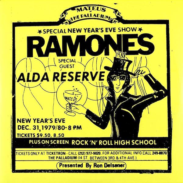 RAMONES_Live At The Palladium, New York, Ny - Rsd19
