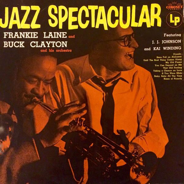 FRANKIE LAINE_Jazz Spectacular
