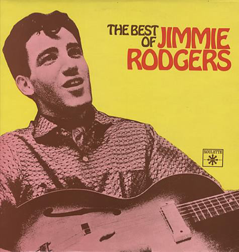 JIMMIE RODGERS_The Best Jimmie Rodgers