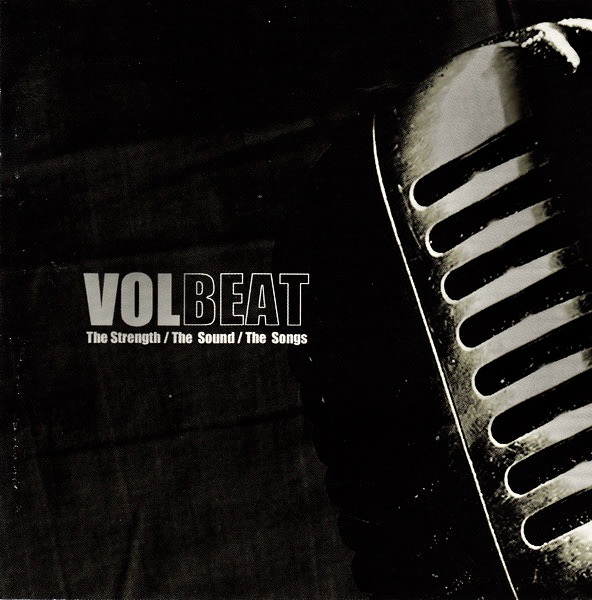 VOLBEAT_The Strength / The Sound / The Songs _2lp W/Orig Inner Sleeves - Includes Picture Disc_