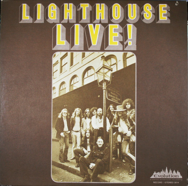 LIGHTHOUSE_Live! _Gatefold, 2lp_