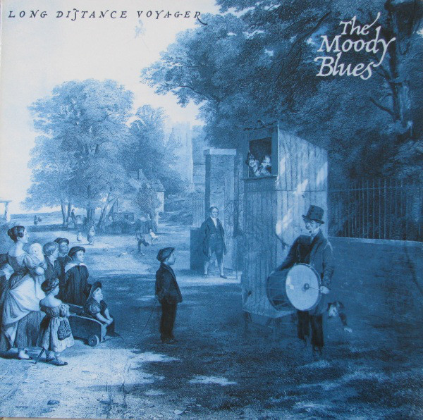 THE MOODY BLUES_Long Distance Voyager