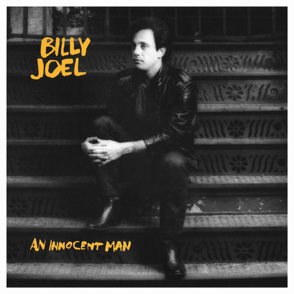 BILLY JOEL_An Innocent Man