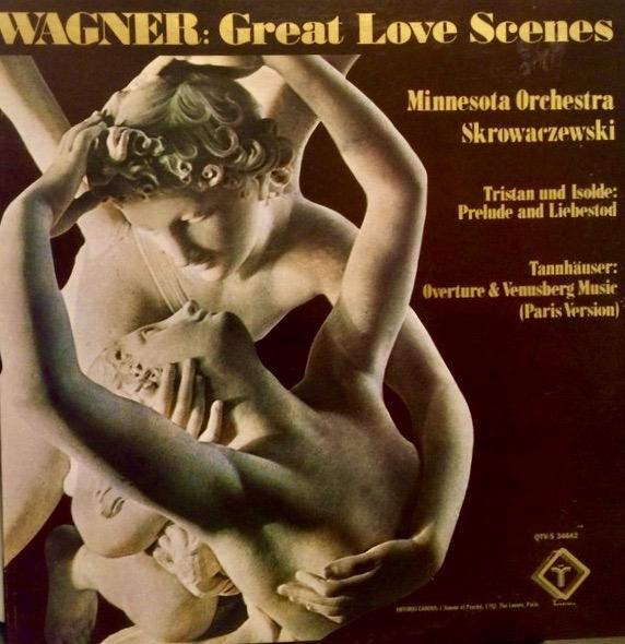 MINNESOTA WAGNER_Wagner: Great Love Scenes