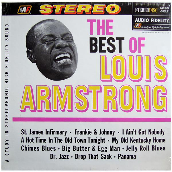 LOUIS ARMSTRONG_The Best Of Louis Armstrong