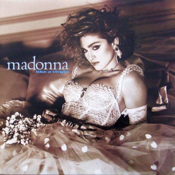 MADONNA_Like A Virgin