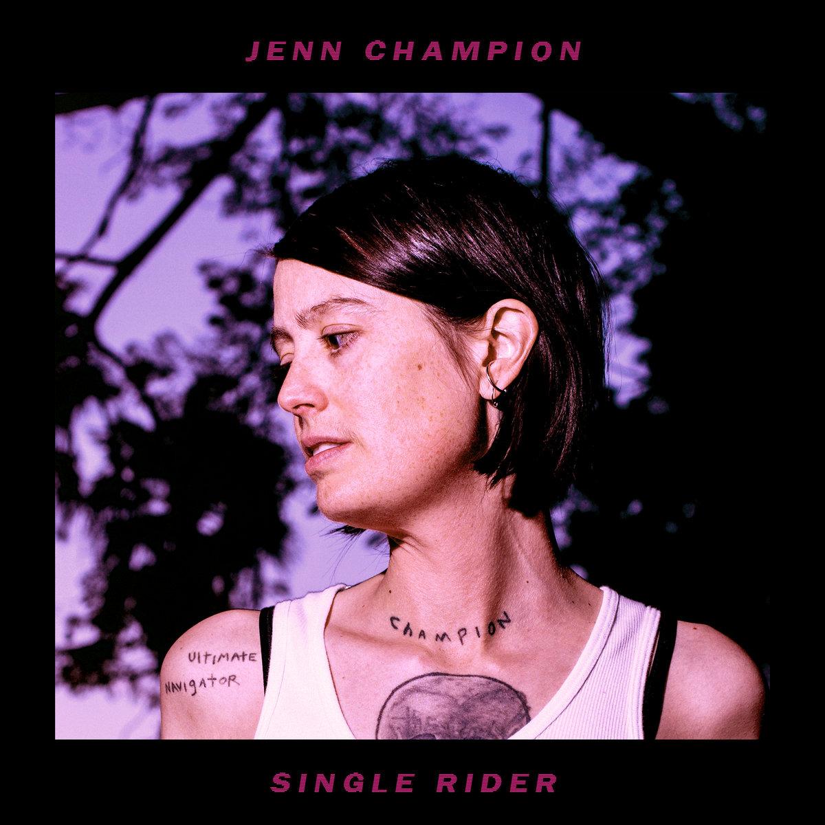 JENN CHAMPION_Single Rider