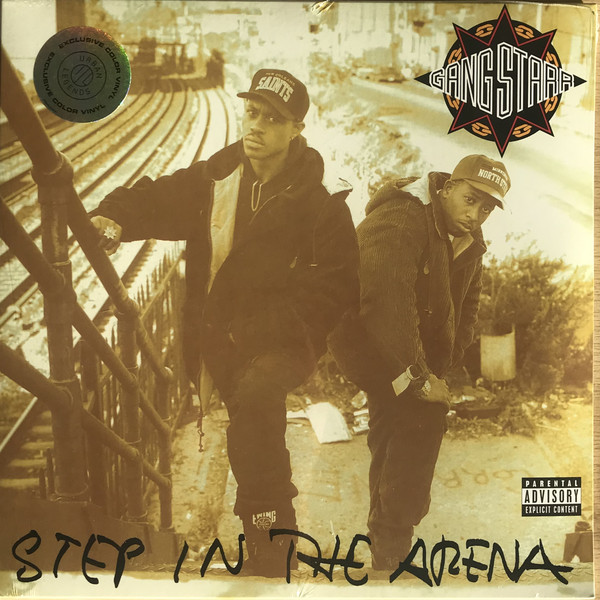 GANG STARR_Step In The Arena