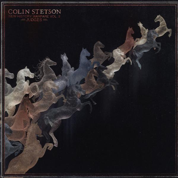 COLIN STETSON_New History Warfare Vol. 2
