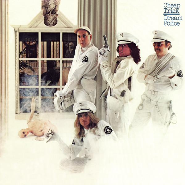 CHEAP TRICK_Dream Police (gatefold w/printed inner sleeve)