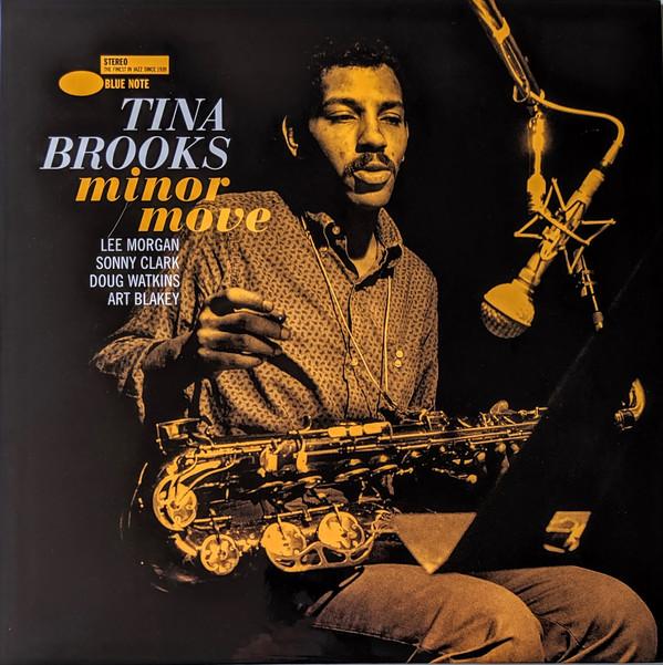 TINA BROOKS_Minor Move _Blue Note Tone Poet Series_