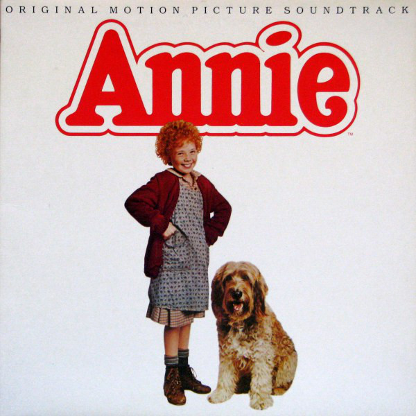 VARIOUS ARTISTS_Annie _Soundtrack_