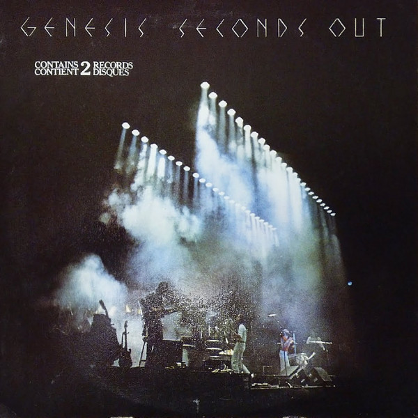 GENESIS_Seconds Out