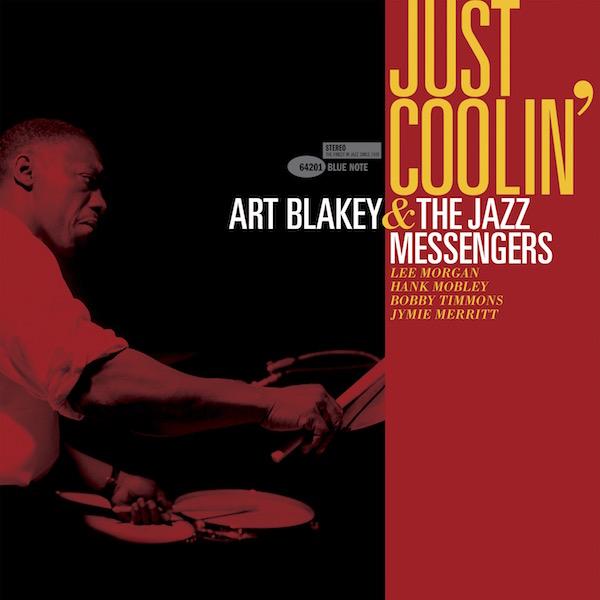 ART BLAKEY_Just Coolin'