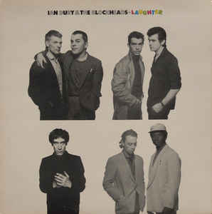 IAN DURY_Laughter