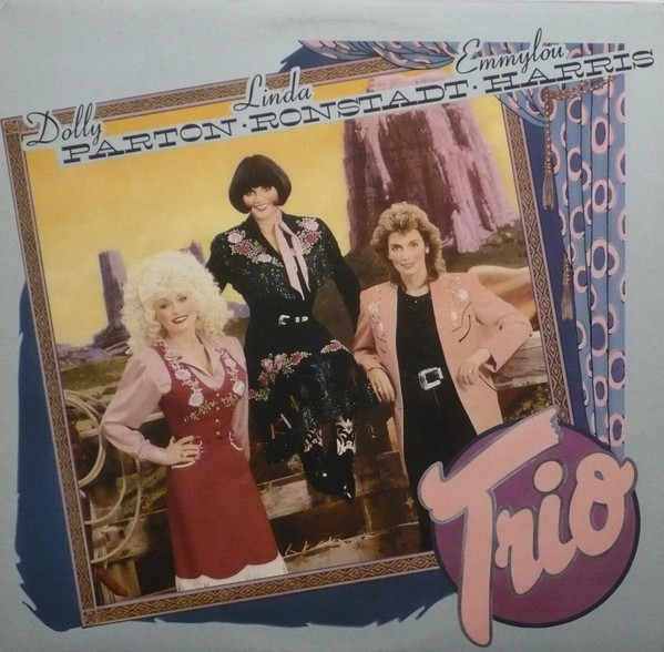 DOLLY PARTON_Trio