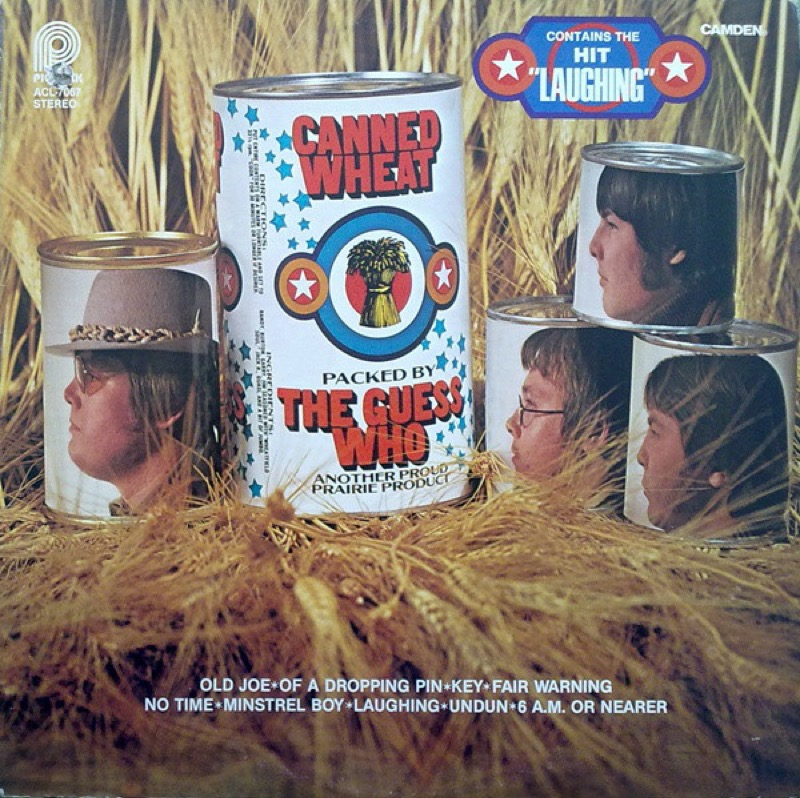 THE GUESS WHO_Canned Wheat