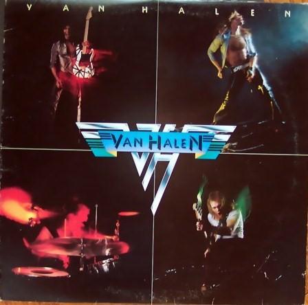 VAN HALEN_Van Halen