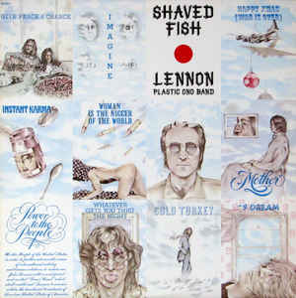 JOHN LENNON_Shaved Fish
