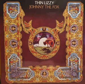 THIN LIZZY_Johnny The Fox
