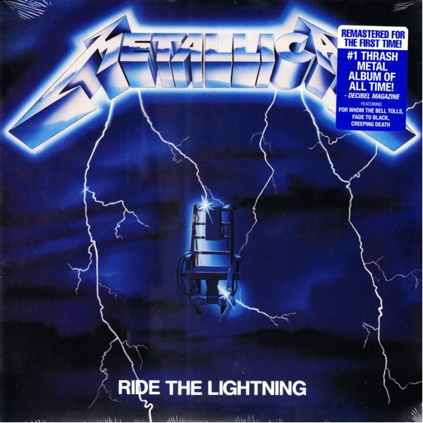 METALLICA_Ride the Lightning (remastered)