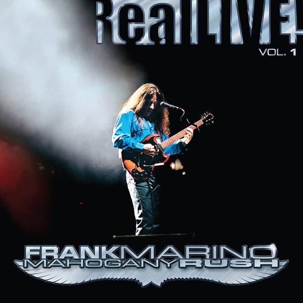 FRANK MARINO_Real Live