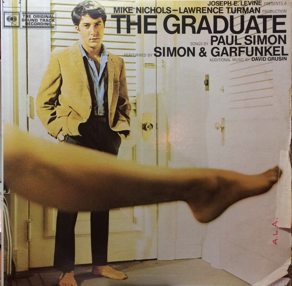 PAUL SIMON_The Graduate