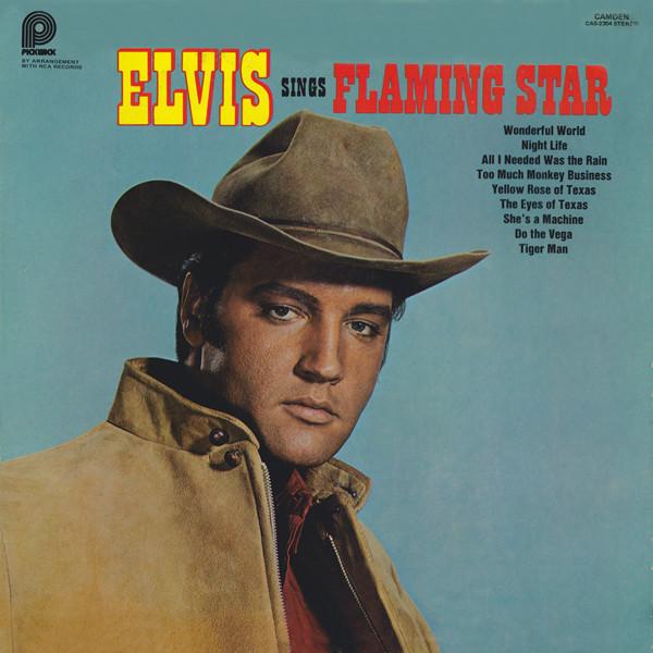 ELVIS PRESLEY_Flaming Star