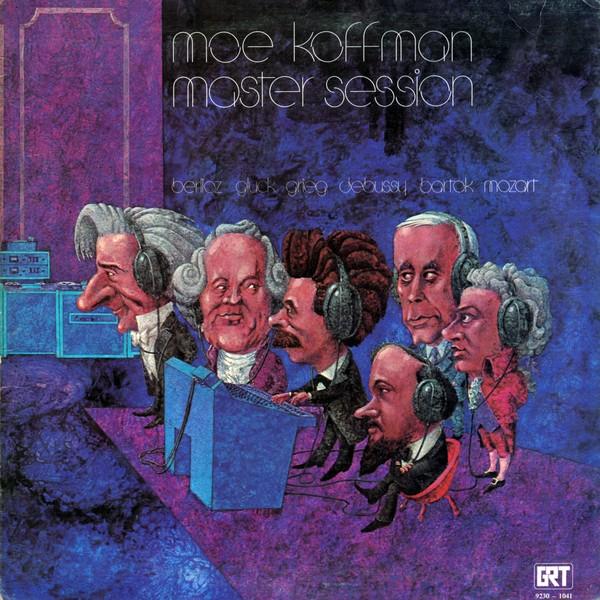 MOE KOFFMAN_Master Session