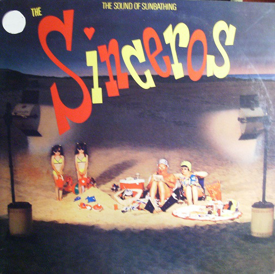 THE SINCEROS_The Sound Of Sunbathing