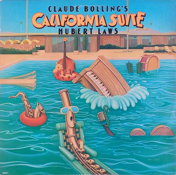 CLAUDE BOLLING / HUBERT LAWS_California Suite