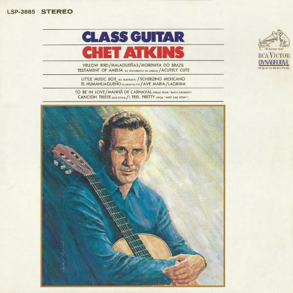 CHET ATKINS_Class Guitar