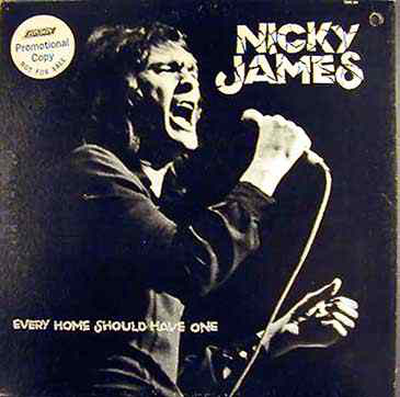 NICKY JAMES_Every Home Should Have One