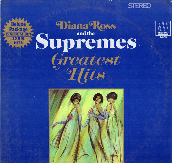 DIANA ROSS AND THE SUPREMES_Greatest Hits