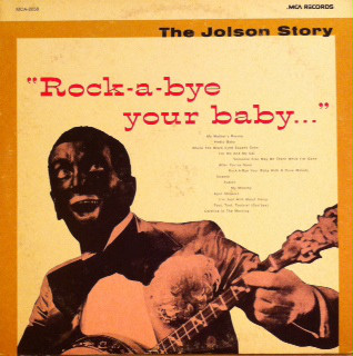 AL JOLSON_The Jolson Story  Rock