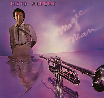 HERB ALPERT_Magic Man