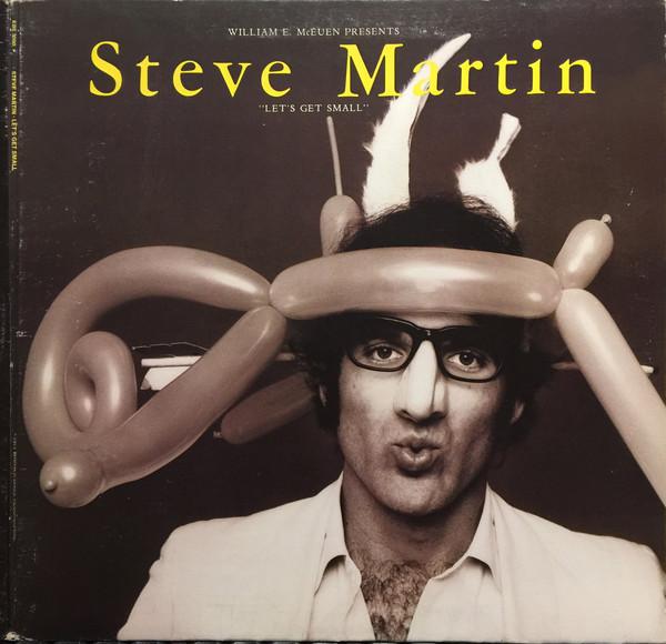 STEVE MARTIN_Let's Get Small