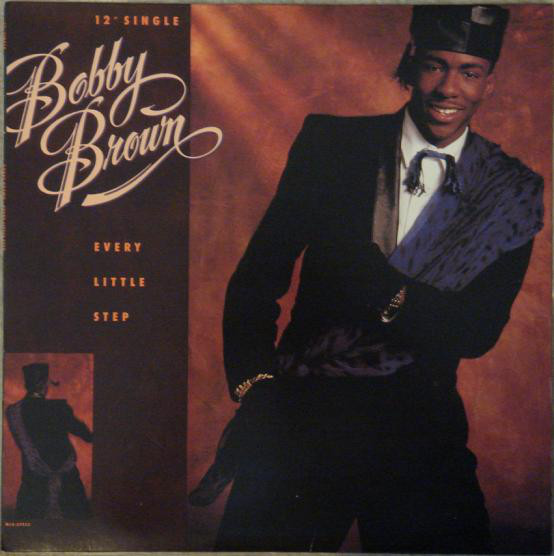 BOBBY BROWN_Every Little Step