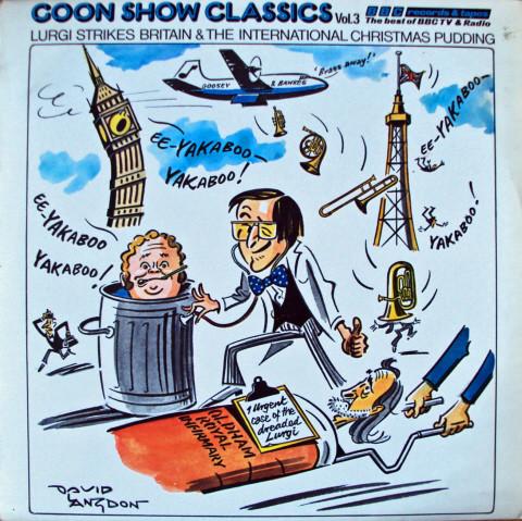 THE GOONS_Goon Show Classics Vol. 3