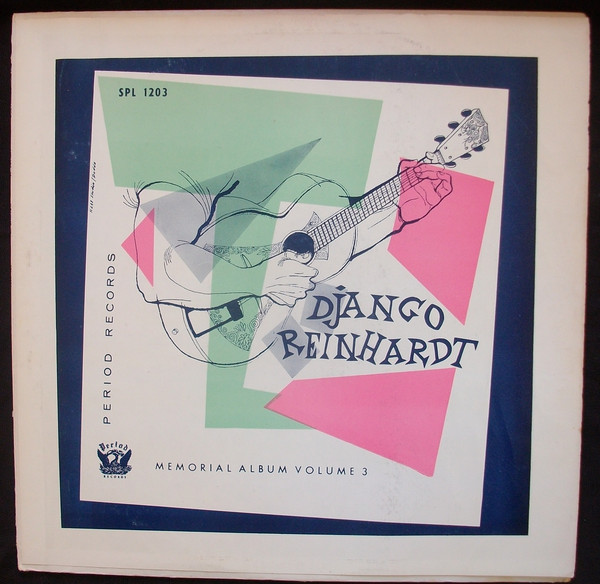 DJANGO REINHARDT_Memorial Album Volume 3