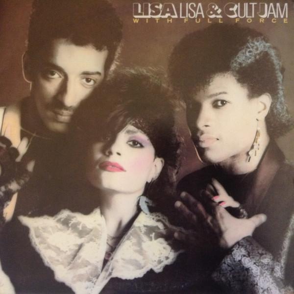 LISA LISA AND CULT JAM WITH FULL FORCE_Lisa Lisa And Cult Jam With Full Force