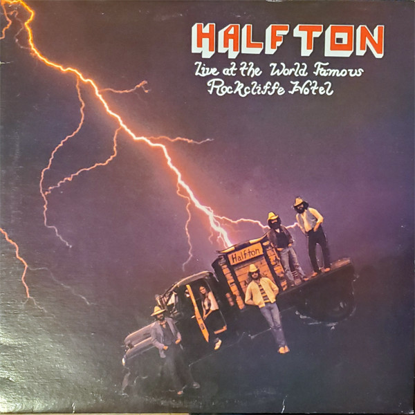 HALFTON BAND_Live At The World Famous Rockcliffe Hotel