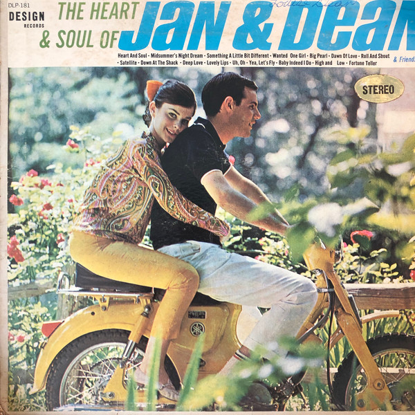 JAN AND DEAN_The Heart And Soul Of Jan And Dean And Friends