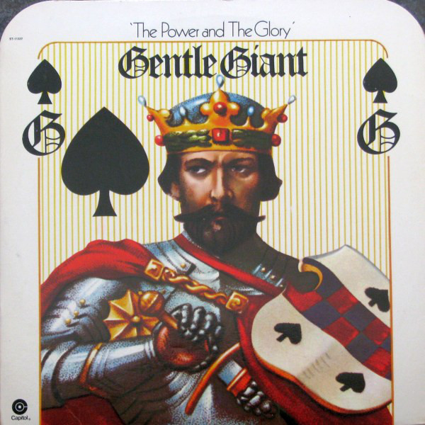 GENTLE GIANT_The Power And The Glory