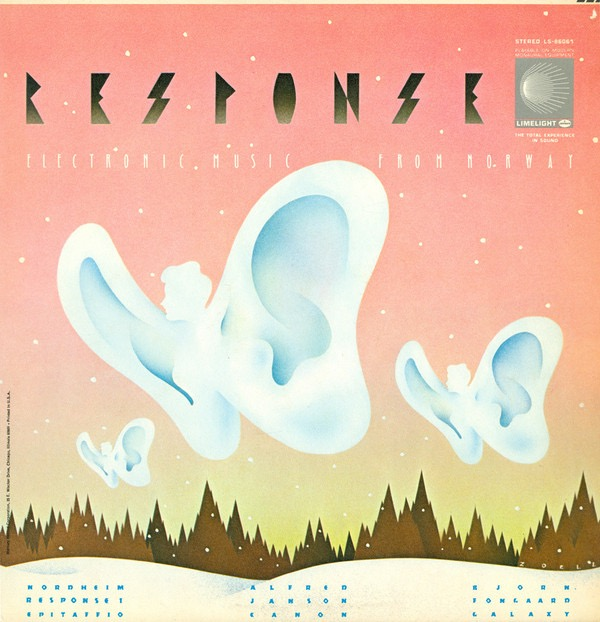 NORDHEIM, ALFRED JANSON, BJRN FONGAARD_Response: Electronic Music From Norway