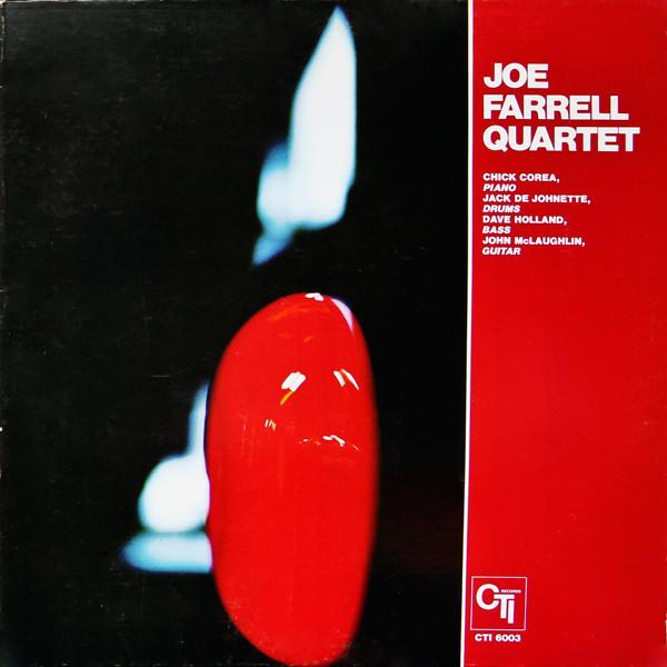 JOE FARRELL QUARTET_Joe Farrell Quartet