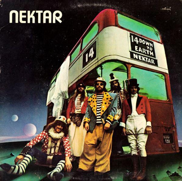 NEKTAR_Down To Earth