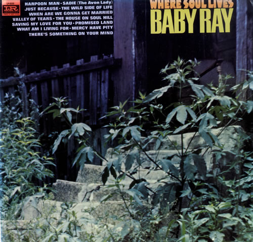 BABY RAY_Where Soul Lives