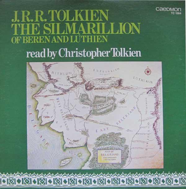 J.R.R. TOLKIEN READ BY CHRISTOPHER TOLKIEN_The Silmarillion Of Beren And Luthien