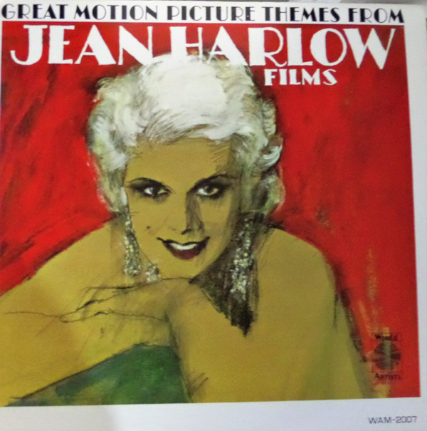 JEAN HARLOWE_Great Motion Picture Themes From